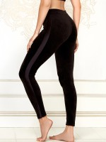 Anabel Arto: Leggings, schwarz
