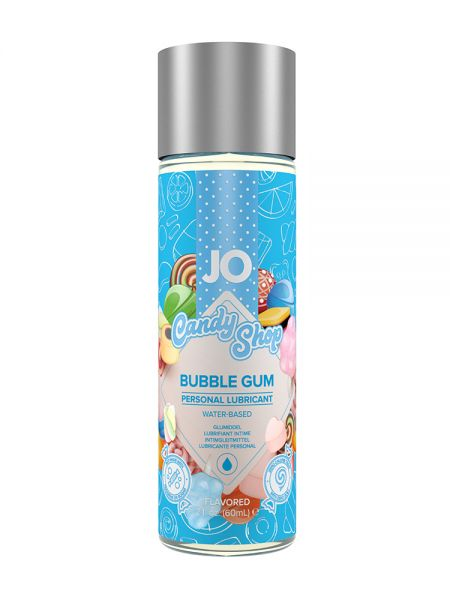 System JO Candy Shop Bubble Gum: Gleitgel (60ml)