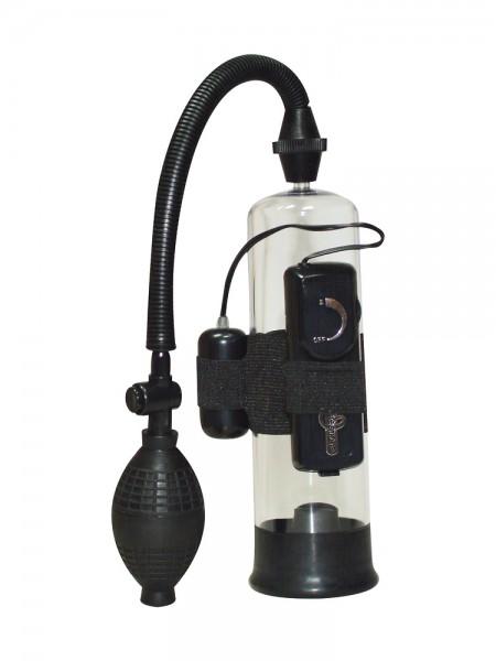 Power Pump: Penispumpe mit Vibro-Ei