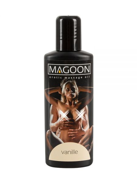 Massageöl: Vanille (100ml)