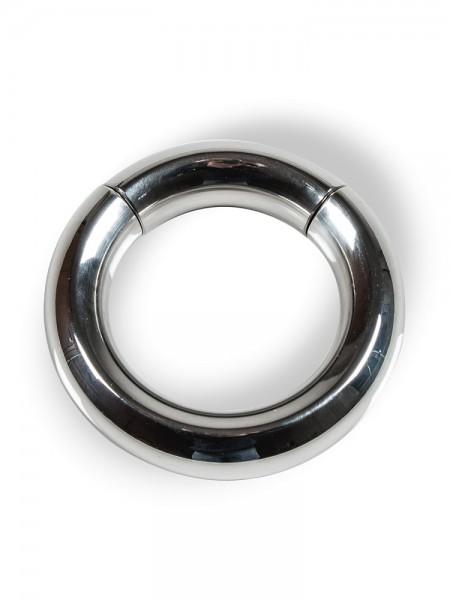 Stainless Steel Magnetic: Edelstahl-Hodenring (40mm)