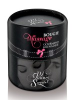 Plaisirs Secrets: Massagekerze Pomegranate (80ml)