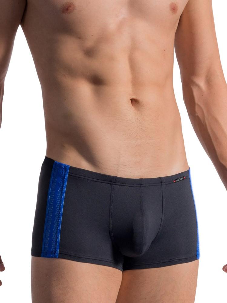 Olaf Benz RED1758: Minipant, schwarz