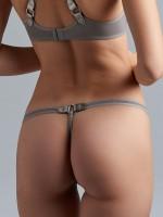 Marlies Dekkers Femme Fatale: String, silver metal