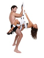 Fetish Fantasy Bondage Swing: Liebesschaukel