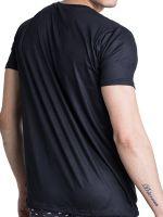 Skull & Bones Hustle: T-Shirt, schwarz