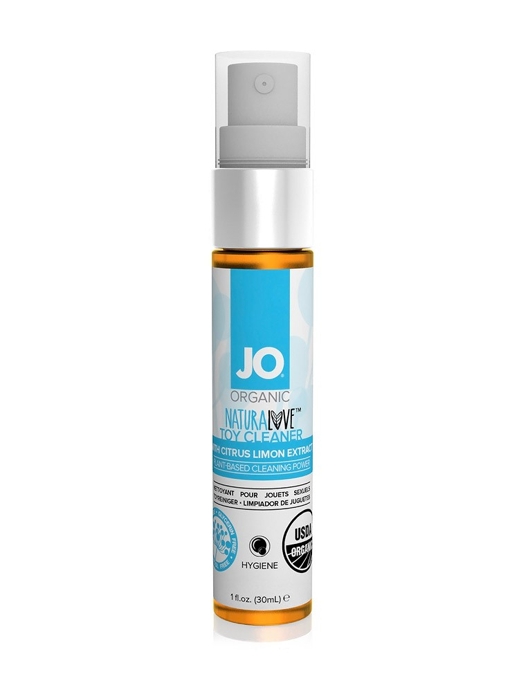 Jo Organic Natural Love Toy Cleaner (30ml)