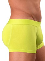 Rounderbum: Colors Padded Boxer Trunk, gelb