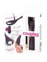 Couples Choice: Partner-Vibrator mit Fernbedienung, lila