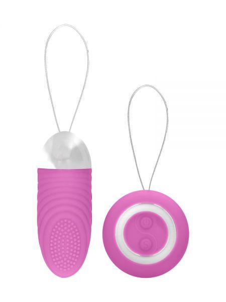 Simplicity Ethan: Vibro-Ei mit Fernbedienung, pink