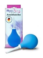 RelaXxxx: Analdusche mit Klistierrohr 225 ml, blau