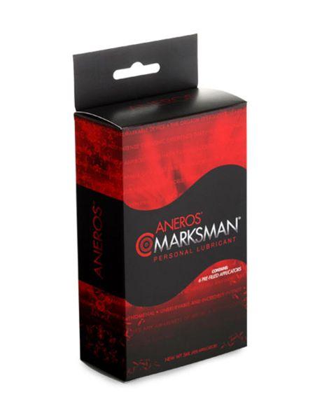 Aneros Marksman Lubricant: 6 Anal-Gleitgel-Applikatoren