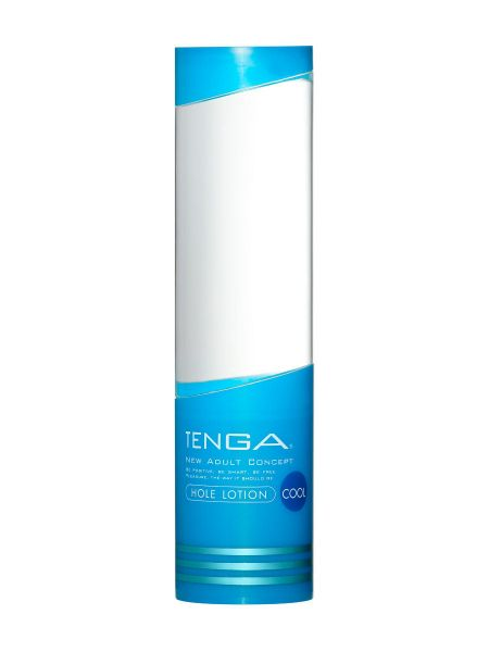 Tenga Hole Lotion: Gleitgel mit Kühleffekt (170ml)