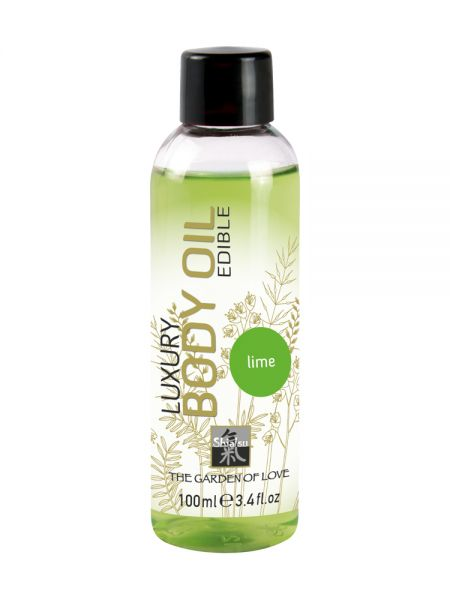 Shiatsu Massageöl: Limette (100ml)