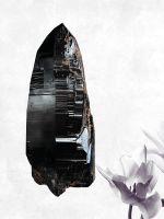 LaGemmes Butt Plug: Analplug, schwarzer Obsidian