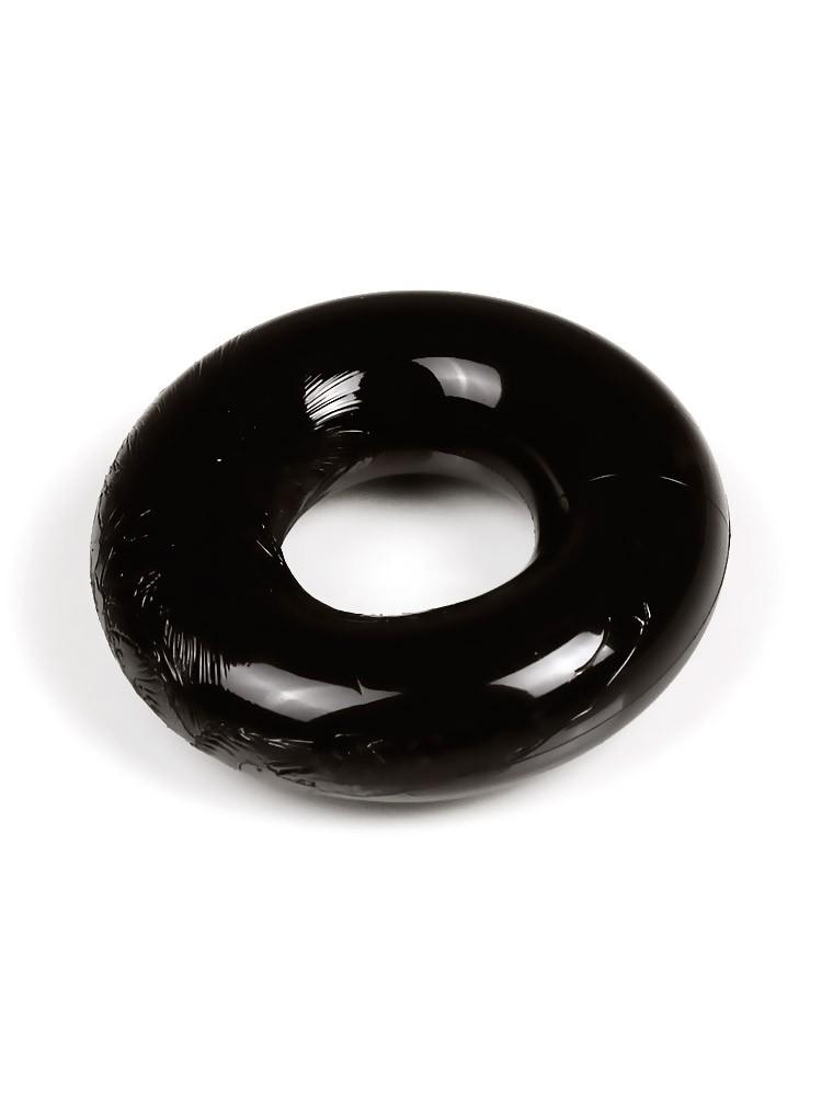 665 Inc. Sport Fucker Chubby Rubber: Penisring, schwarz