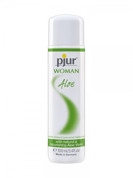 Gleitgel: pjur Woman Aloe (100ml)