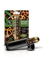 Onye Kenya Petit: Minivibrator, leopard gold