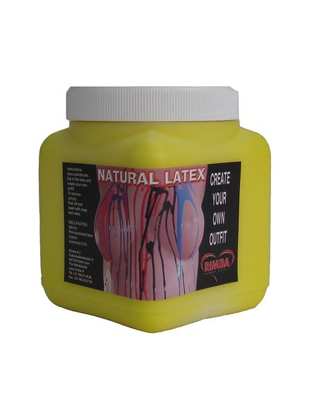 Flüssig-Latex Gelb (500ml)