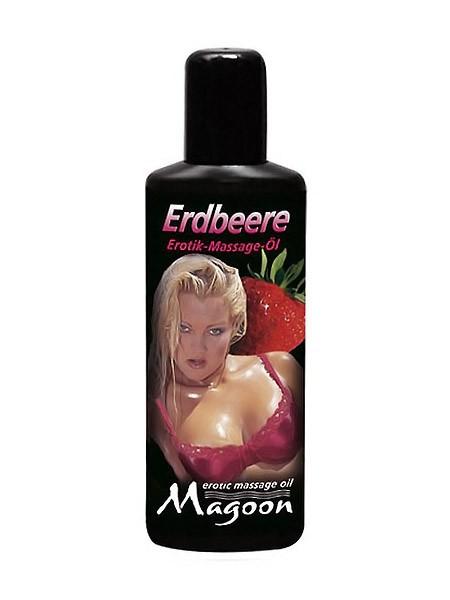 Massageöl: Erdbeere (100ml)