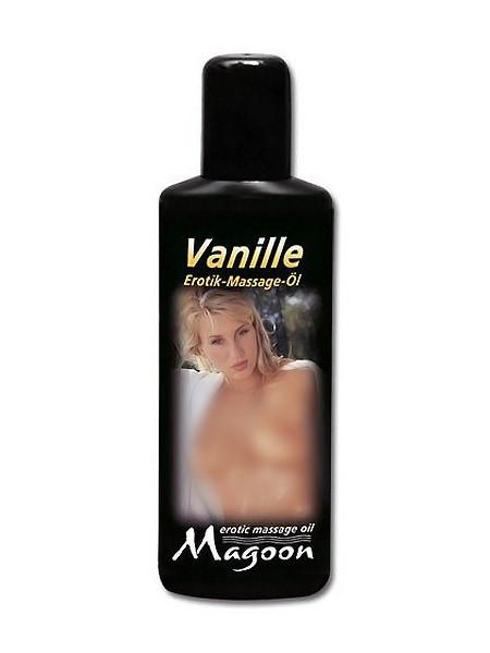 Magoon Massageöl: Vanille (100ml)