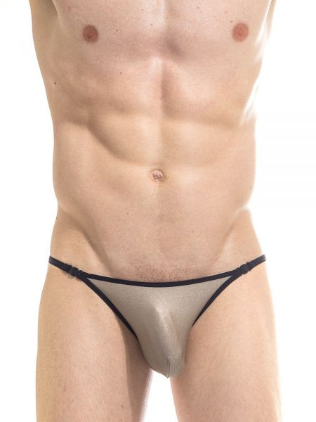 L'Homme Golden Eye: Stripstring, gold