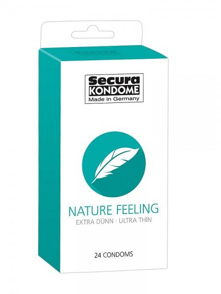 Secura Nature Feeling: Kondome, 24er Pack