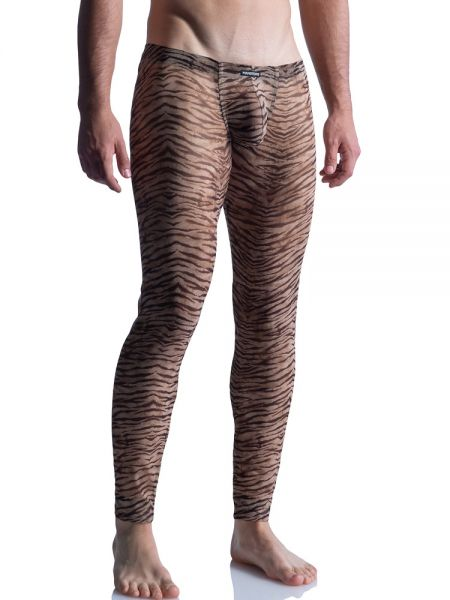 MANSTORE M855: Bungee Leggings, tiger