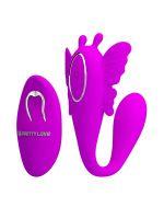 Pretty Love Chimera: Paar-Vibrator mit Fernbedienung, pink
