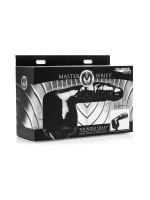 Master Series Thunder Shaft: Vibrator-Aufsatz, schwarz