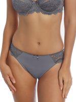 Sassa Classic Lace: Slip, dusty grey