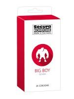 Secura Big Boy: Kondome, 24er Pack