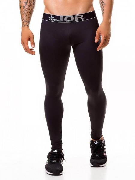 JOR Fitness: Long Pant, schwarz
