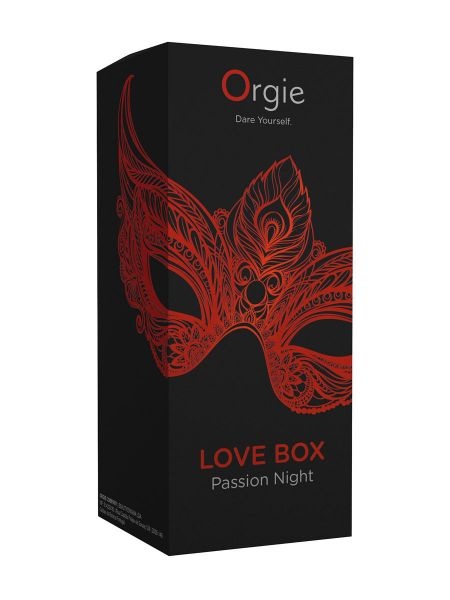 Orgie Love Box Passion Night: Produkt-Set der Marke Orgie