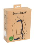 Vegan Fetish: Körperfessel, schwarz