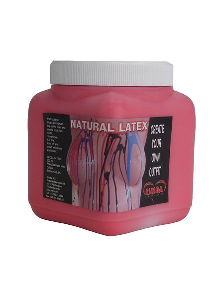 Flüssig-Latex Rot (500ml)