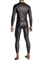 MANSTORE M510: Allover Suit, schwarz