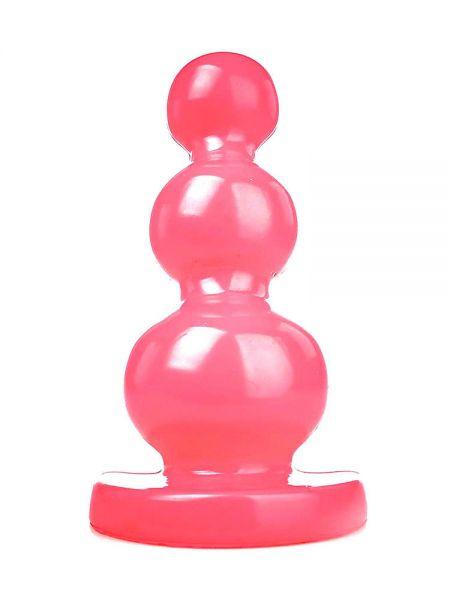 Bubble Toys Momo: Analplug, pink