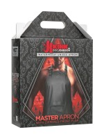 Kink Wet Works Master Apron: Schürze, schwarz