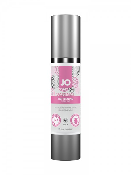 System JO Vaginal Tightening Serum: Vaginal-Serum (50ml)