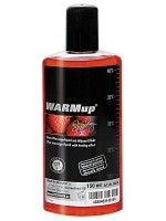 WARMup Massageöl: Erdbeer (150ml)