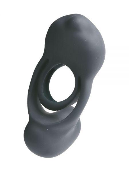 VeDO Roco: Vibro-Penisring, schwarz