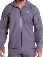JOR Polar: Jacket, grau