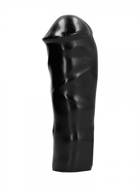 All Black AB47: Dildo, schwarz