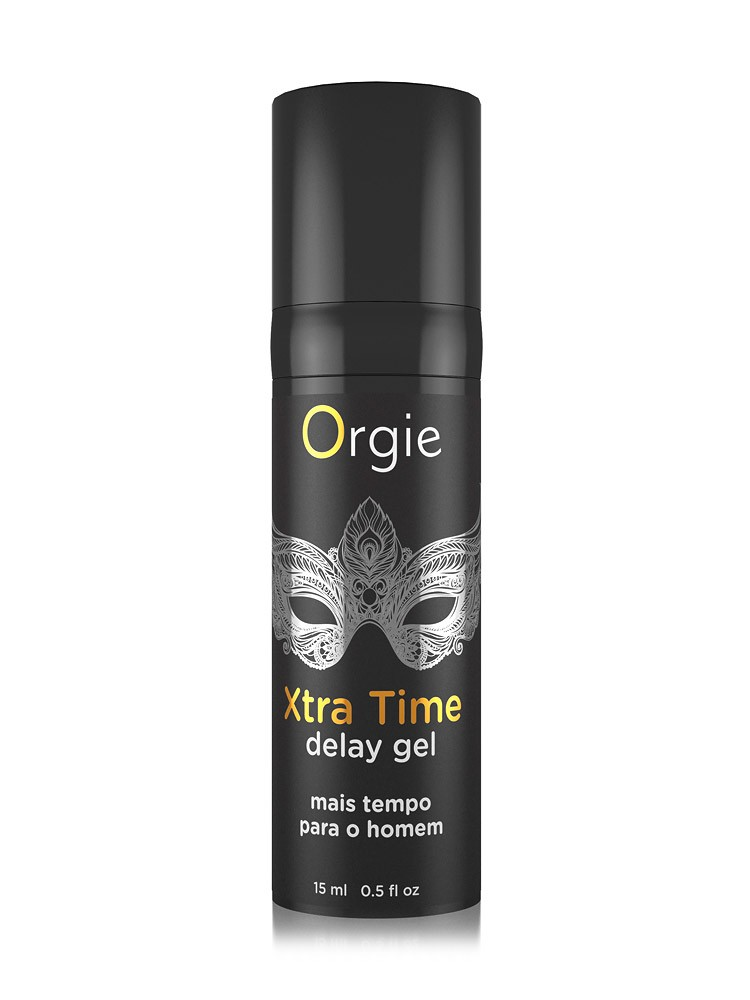 Orgie Xtra Time Delay Gel: Verzögerungsgel (15ml)