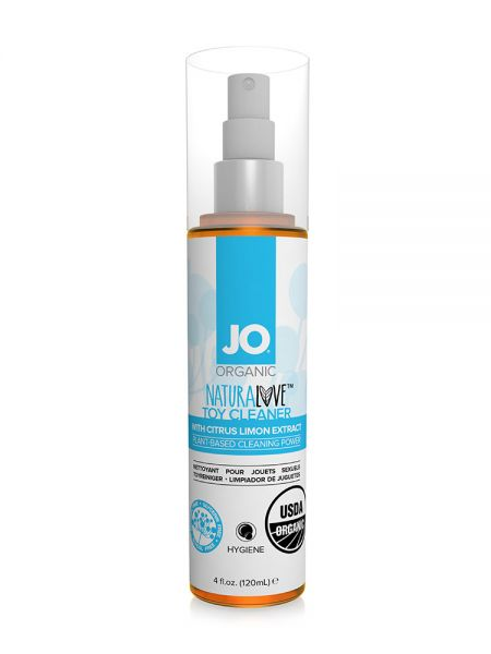 Jo Organic Toy Cleaner (120ml)