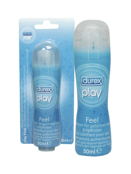 Gleitgel: Durex Play (50ml)