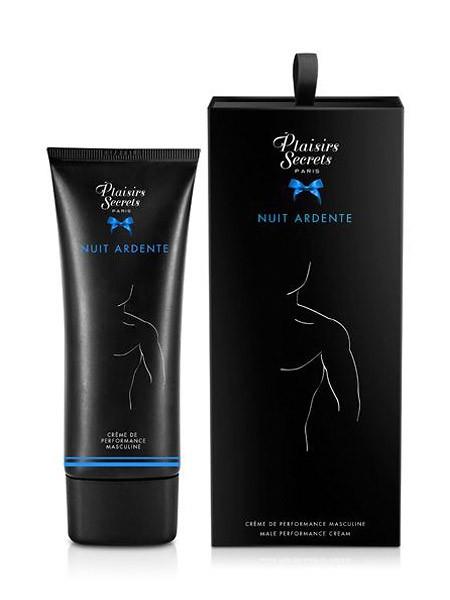 Plaisirs Secrets Nuit Ardente: Male Performance Cream (60ml)