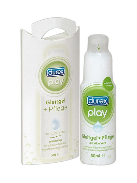 Gleitgel: Durex Play Aloe Vera (50ml)
