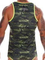 JOR Shark: Tanktop, grün